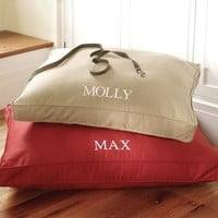 TWILL DOG BED COVER