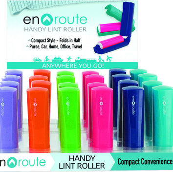en route lint roller Case of 48