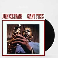 John Coltrane - Giant Steps LP