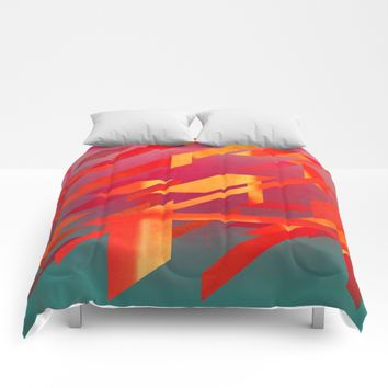 Fragmented Comforters by DuckyB