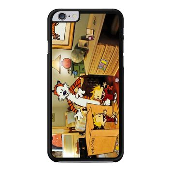 Calvin And Hobbes Surprise iPhone 6 Plus / 6S Plus Case