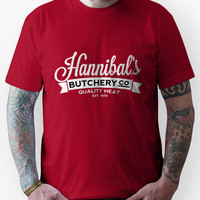 Hannibal's Butchery (LIGHT) Unisex T-Shirt