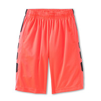 Nike Kids Elite Stripe Short (Little Kids/Big Kids) Bright Crimson/Black - Zappos.com Free Shipping BOTH Ways