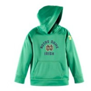 Under Armour Boys' Pre-School Notre Dame Campus Hoodie
