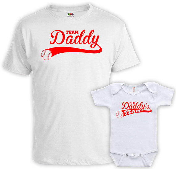 Father Son Matching Shirts Father And From Shirtcandy On Etsy