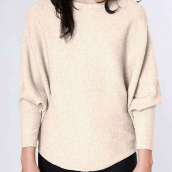 Brynn Sweater in Cream