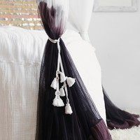 Free People Tassel Tie Backs