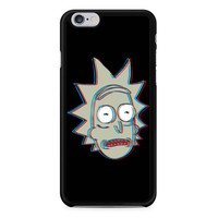 Rick And Morty - 3d Rick iPhone 6/6s Case
