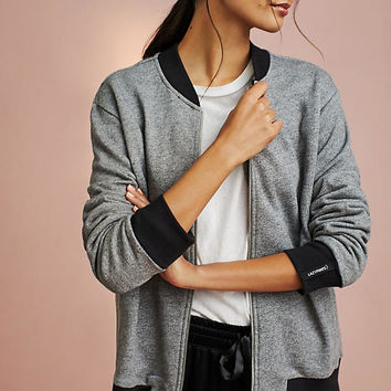 Billy Bomber Sweater Jacket