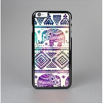 The Tie-Dyed Aztec Elephant Pattern Skin-Sert Case for the Apple iPhone 6