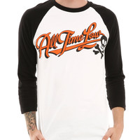 All Time Low Skully Raglan