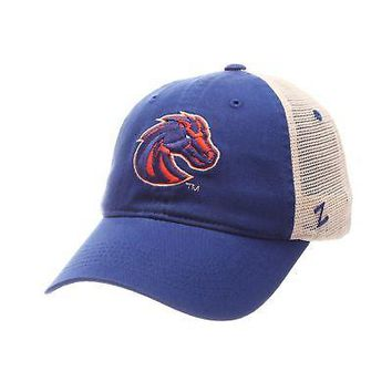 Licensed Boise State Broncos Official NCAA University Adjustable Hat Cap by Zephyr 380826 KO_19_1