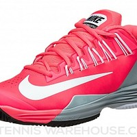 Nike Lunar Ballistec Hyper Punch/Silver Women's Shoe | Tennis Warehouse