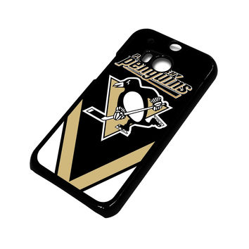 PITTSBURGH PENGUINS HTC One M8 Case Cover