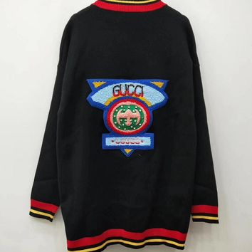 GUCCI Knitted sweater cardigan