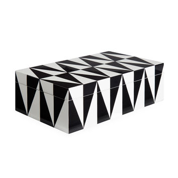 Jonathan Adler Medium Op Art Box