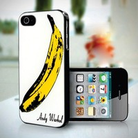 10448 Andy Warhol - iPhone 4/4s Case