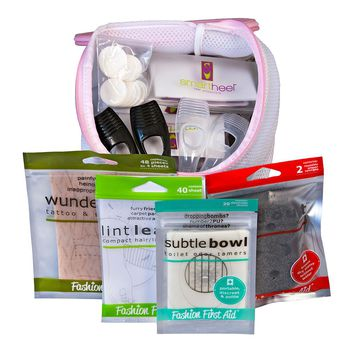 Wedding & Bridesmaid Bathroom Kit