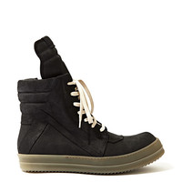 """Rick Owens"" Rick Owens Men's Geobasket Sneakers at LN-CC"