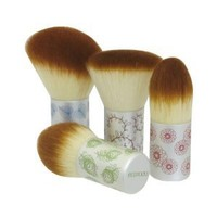 ecoTOOLS Make-Up Kabuki Brush Set