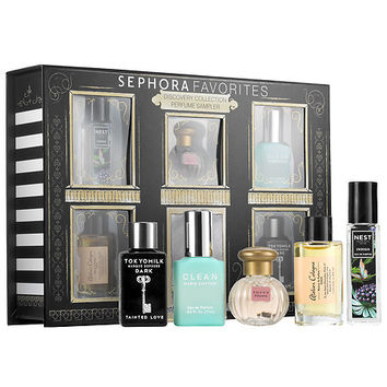 Sephora Favorites Discovery Collection Perfume Sampler