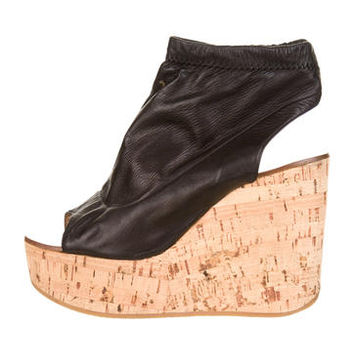 Chloé Wedges