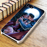 Superman Wonder Woman Kiss Super Heroes iPhone 6 Case