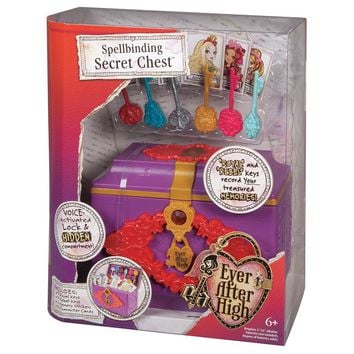Ever After High Spellbinding Secret Chest by Mattel