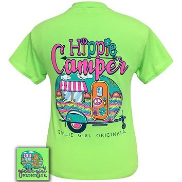 Girlie Girl Originals Preppy Hippie Camper T-Shirt