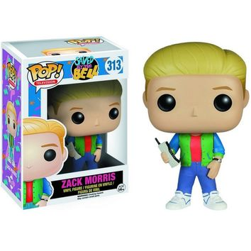 Saved by the Bell Zack Morris Funko POP! Vinyl Figure