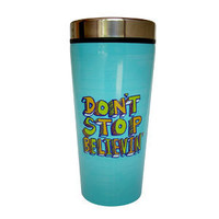 BlueQ Don't Stop Believin' Insulated Mug