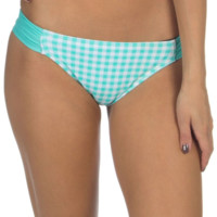 Gingham Hipster Bikini Bottom – Lauren James