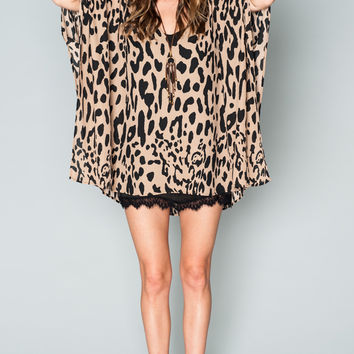Show Me Your mumu Peta Tunic ~ Cool Cat