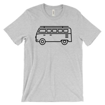 Van Life - Unisex Short Sleeve Shirt