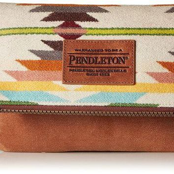 ONETOW Pendleton Foldover Clutch Accessory