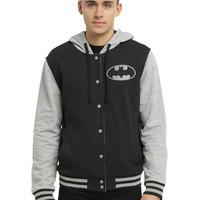 DC Comics Batman Superman Reversible Hoodie