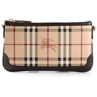 Burberry London 'haymarket' check shoulder bag