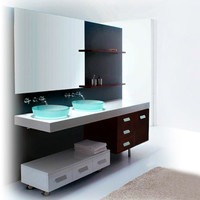 Modern Bathroom Vanity - Bella