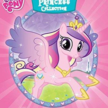 Princess Cadance and the Spring Hearts Garden My Little Pony - Princess Collection