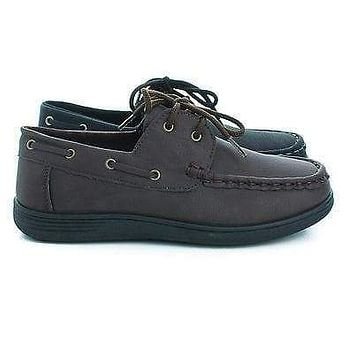 Anthony By Jelly Beans, Children Girls Round Toe Lace Up Classic Loafers