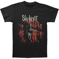 Slipknot Men's  The Gray Chapter Star T-shirt Black