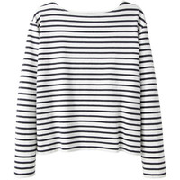 Wood Wood Adrien Striped Top