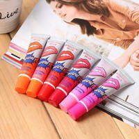 Waterproof tattoo Magic Color Peel Lipgloss