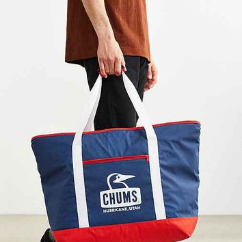 Chums Camping Cooler Tote Bag