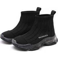 Kids Balenciaga Sock Casual Shoes Sneakers