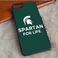 Michigan State Spartan For Life iPhone 7 Plus Case
