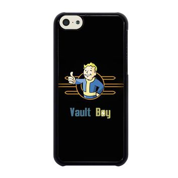 FALLOUT VAULT BOY THUMBS UP iPhone 5C Case