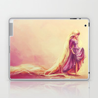 Gilded Laptop & iPad Skin by Alice X. Zhang