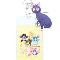 Sailor Moon Sailor Scouts Lanyard