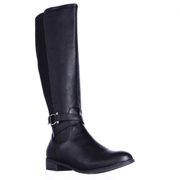 KS35 Davina Riding Boots, Black, 7.5 US